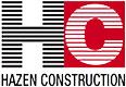 Hazen Construction Logo