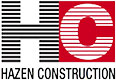 Hazen Construction Logo